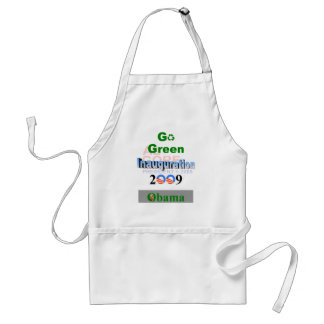 Obama Inauguration, Recycled Gore '08 Standard Apron