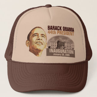 Obama Inauguration Trucker Hat
