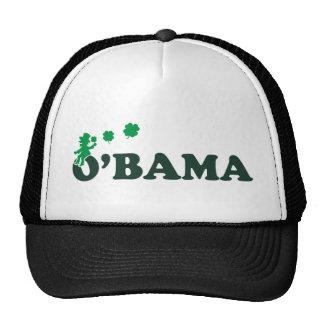 obama irish hats