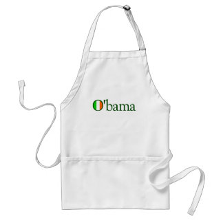 Obama Irish Standard Apron