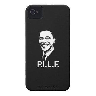 OBAMA IS A P.I.L.F.png iPhone 4 Case-Mate Case