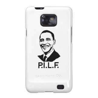 OBAMA IS A P.I.L.F.png Samsung Galaxy S2 Covers