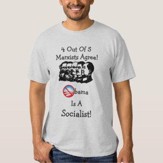 Obama Is A Socialist! Shirt