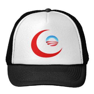 Obama is Muslim Mesh Hats