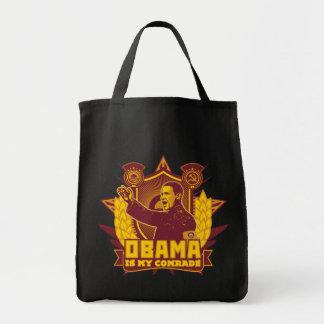 Obama Is My Comrade Tote Tote Bag