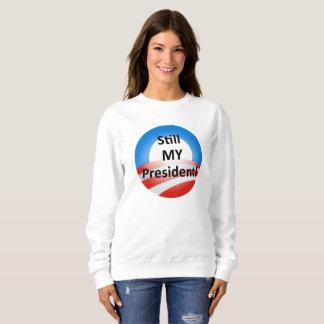 Obama Is My President Women's Tshirt