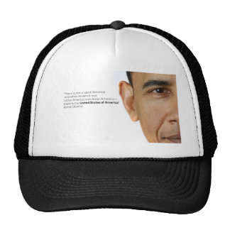 Obama is Pro-United States Hat