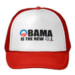 OBAMA IS THE NEW O.J HAT