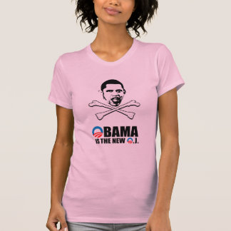 OBAMA IS THE NEW O.J SHIRTS