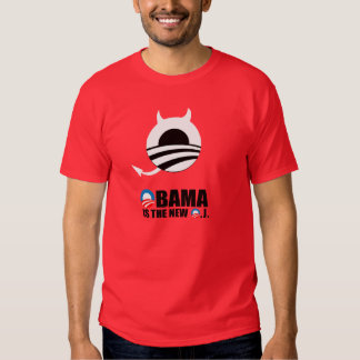OBAMA IS THE NEW O.J TEE SHIRT