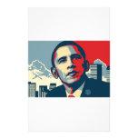 Obama Item Custom Stationery