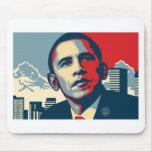 Obama Item Mouse Pad