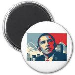 Obama Item Refrigerator Magnet