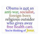 Obama & Jesus