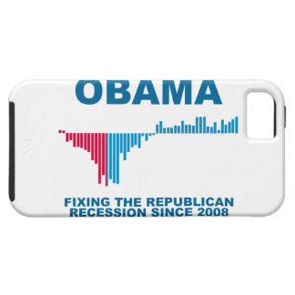 Obama Job Growth Graph Case For The iPhone 5