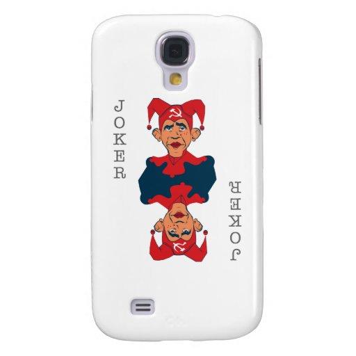 Obama-Joker Samsung Galaxy S4 Case