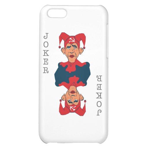 Obama-Joker iPhone 5C Cases