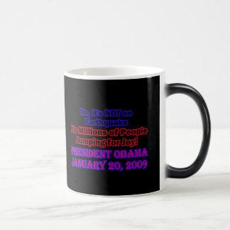 Obama Joy 3 Morphing Mug