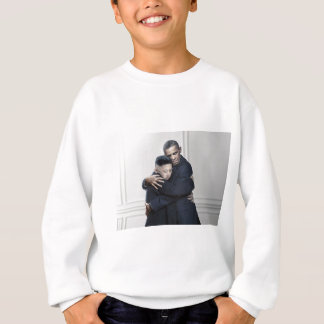 Obama Kim Jong Un North Korea Love Sweatshirt