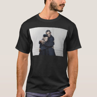 Obama Kim Jong Un North Korea Love T-Shirt