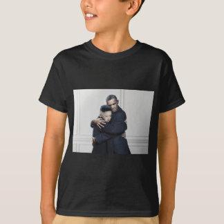 Obama Kim Jong Un North Korea Love T-Shirt