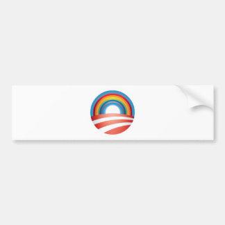 Obama LGBT Bumper Stickers