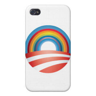 Obama LGBT Case For iPhone 4