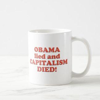 Obama LIED! Mugs