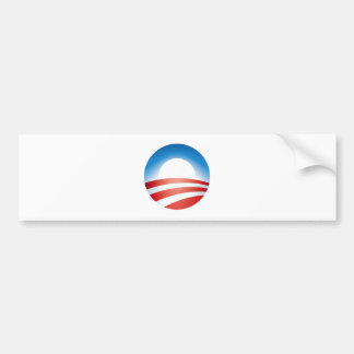 Obama Logo Bumper Sticker