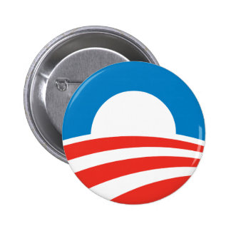 Obama Logo Button