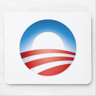 Obama Logo Mouse Pad