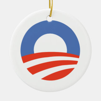 Obama Logo - Ornament