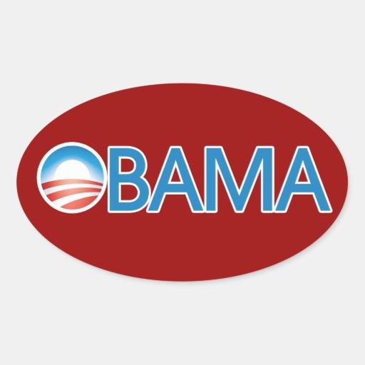 Obama Logo Stickers