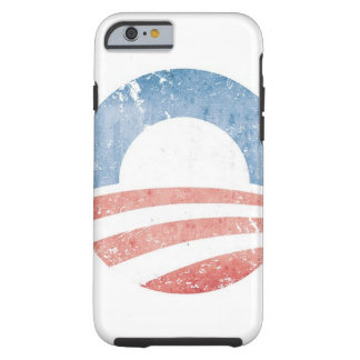 Obama Logo Tough iPhone 6 Case