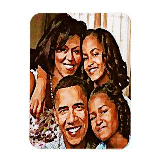 Obama Love_ Magnet