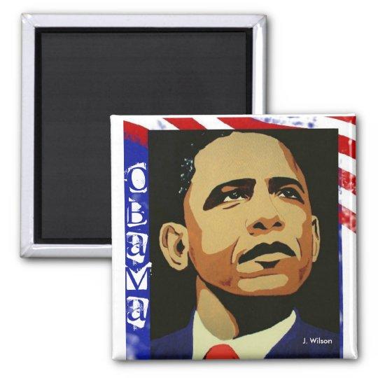 Obama (magnet) magnet