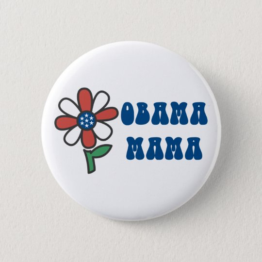 Obama Mama Buttons