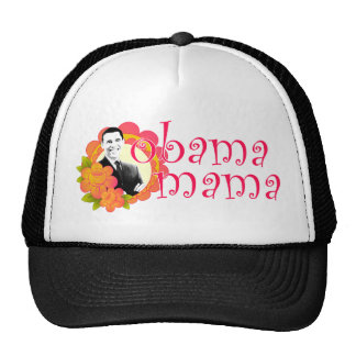 obama mama hats