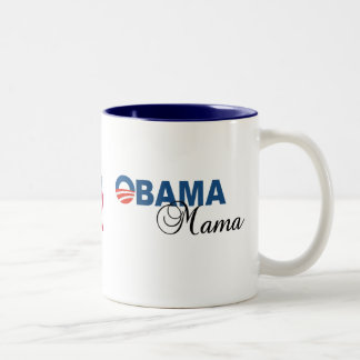 Obama Mama Logo Coffee Mug