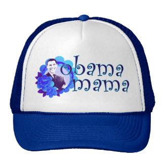 obama mama mesh hats