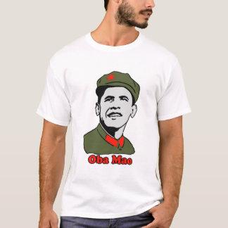 Obama Mao Shirt - Womens Vintage Destroyed Tee