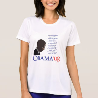 Obama Marathon Shirt - Women