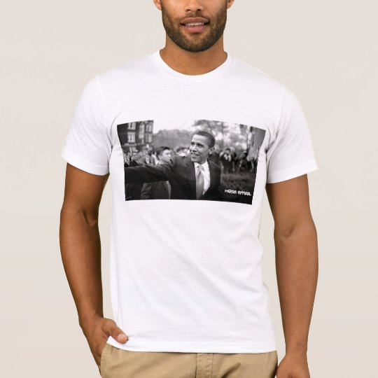 Obama- Mass Appeal  (American Apparel) T-Shirt