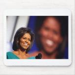 Obama-Michelle Mousemat