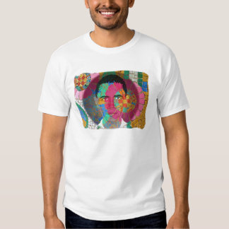 Obama mosaic tile Woman's Shirt
