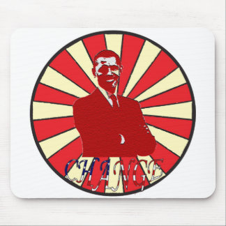 OBAMA MOUSE PADS