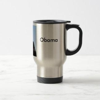 obama, Obama, Barack Travel Mug