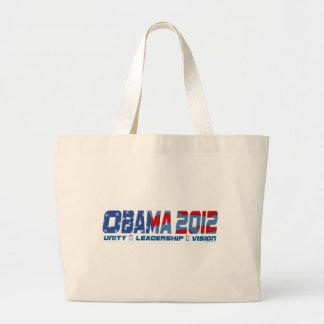Obama Obamateer 2012 Gear Tote Bag