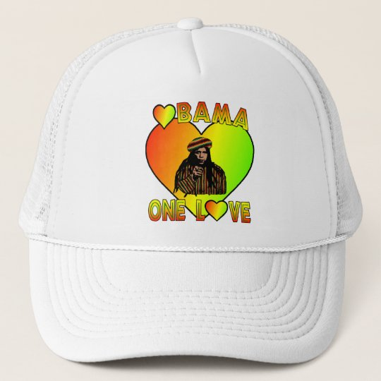 Obama One Love Hat
