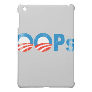 Obama oops Faded.png Cover For The iPad Mini